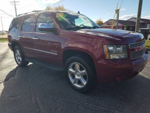 2011 Chevrolet Tahoe for sale at Moores Auto Sales in Greeneville TN