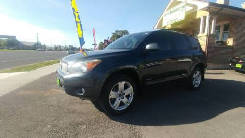 2007 Toyota RAV4 for sale at Everett Automotive Group in Pleasant Grove UT
