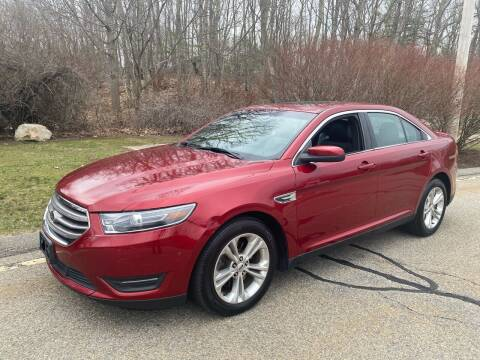 2018 Ford Taurus for sale at Padula Auto Sales in Braintree MA