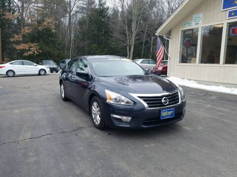2014 Nissan Altima for sale at Fairway Auto Sales in Rochester NH