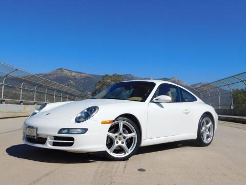 2007 Porsche 911 for sale at Milpas Motors in Santa Barbara CA
