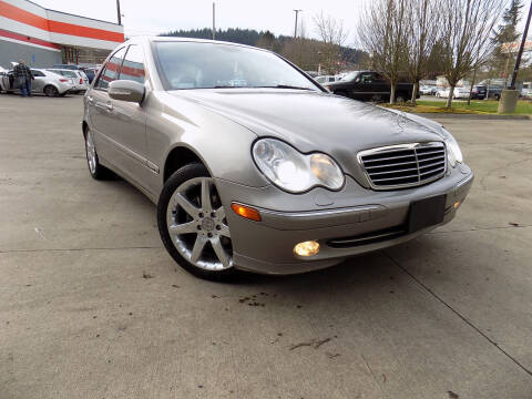 2004 Mercedes-Benz C-Class for sale at A1 Group Inc in Portland OR