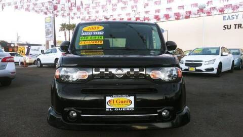 2009 Nissan cube for sale at El Guero Auto Sale in Hawthorne CA