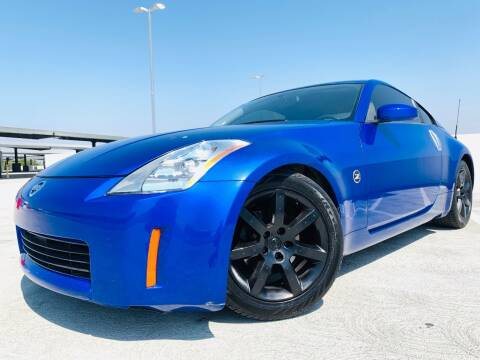 2004 Nissan 350Z for sale at Empire Auto Sales in San Jose CA