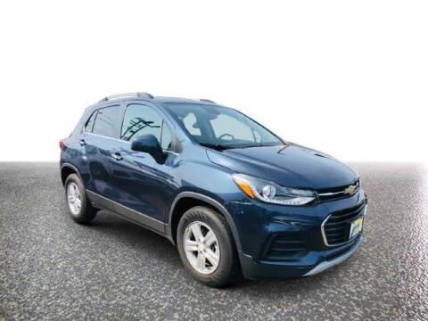 2018 Chevrolet Trax for sale at BICAL CHEVROLET in Valley Stream NY