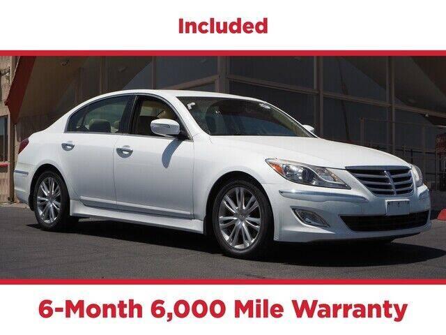 2014 Hyundai Genesis for sale in Las Vegas, NV