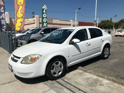 2008 Chevrolet Cobalt for sale at Olympic Motors in Los Angeles CA