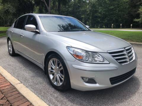 2009 Hyundai Genesis for sale at GOLD COAST IMPORT OUTLET in St Simons GA