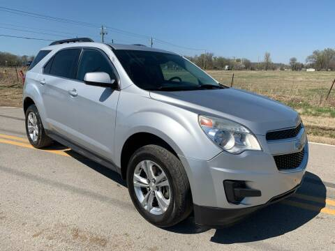 2014 Chevrolet Equinox for sale at ILUVCHEAPCARS.COM in Tulsa OK