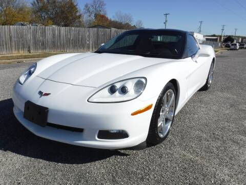 2008 Chevrolet Corvette for sale at AutoMax of Memphis - Logan Karr in Memphis TN