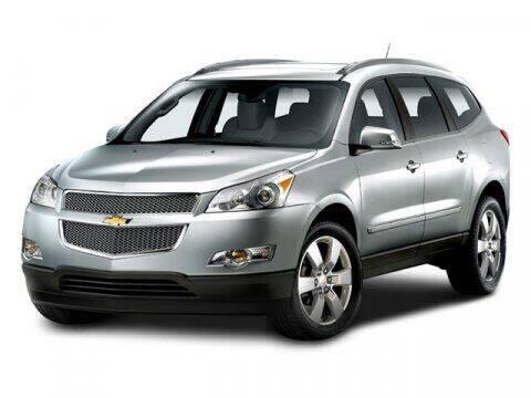 2009 Chevrolet Traverse for sale at Jimmys Car Deals at Feldman Chevrolet of Livonia in Livonia MI