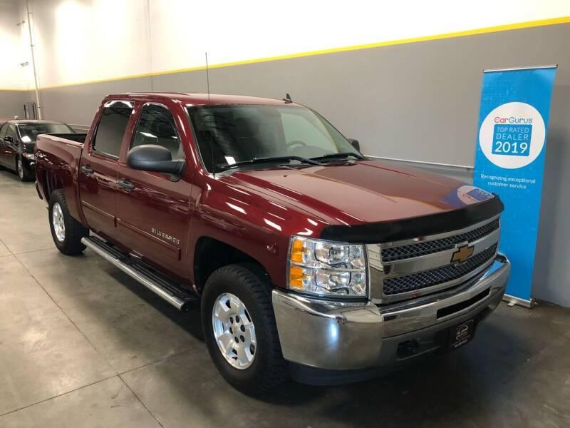 2013 Chevrolet Silverado 1500 for sale at Loudoun Motors in Sterling VA