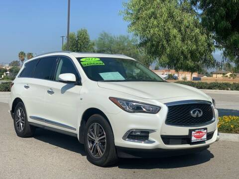 2017 Infiniti QX60 for sale at Esquivel Auto Depot in Rialto CA