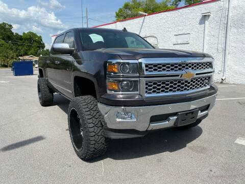 2015 Chevrolet Silverado 1500 for sale at Consumer Auto Credit in Tampa FL