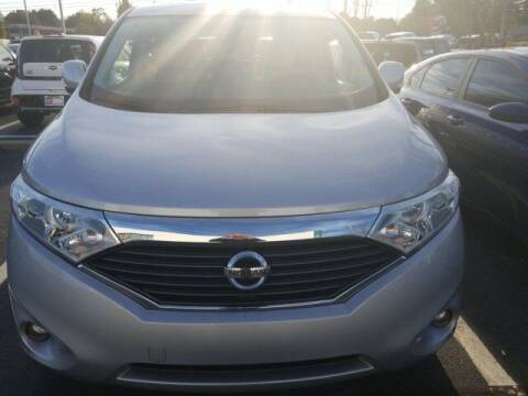 2014 Nissan Quest for sale at Lou Sobh Kia in Cumming GA