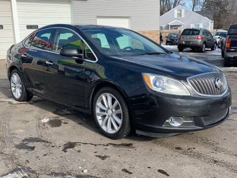 2014 Buick Verano for sale at Capitol Auto Sales in Lansing MI