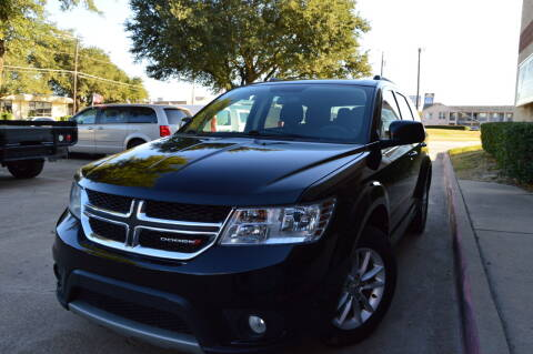 2017 Dodge Journey for sale at E-Auto Groups in Dallas TX