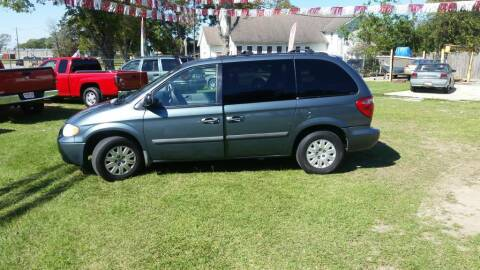 2006 Chrysler Town and Country for sale at Spartan Auto Sales in Beaumont TX