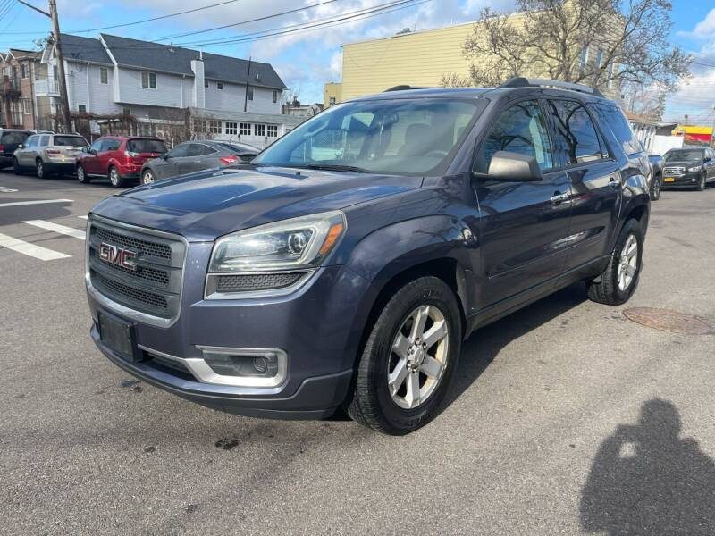 2014 GMC Acadia for sale at Kapos Auto, Inc. in Ridgewood, Queens NY