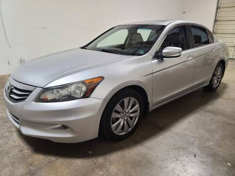 2012 Honda Accord for sale at NEW UNION FLEET SERVICES LLC in Goodyear AZ