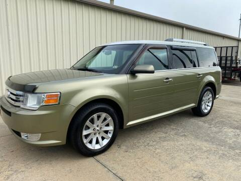 2012 Ford Flex for sale at Freeman Motor Company in Lawrenceville VA