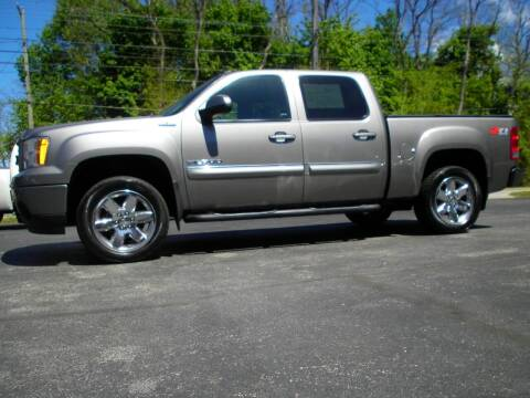 2012 GMC Sierra 1500 for sale at Auto Brite Auto Sales in Perry OH