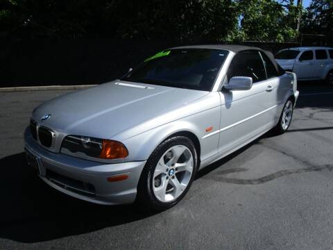 2001 BMW 3 Series for sale at LULAY'S CAR CONNECTION in Salem OR