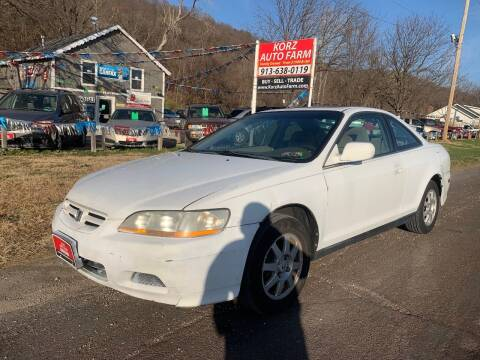 2002 Honda Accord for sale at Korz Auto Farm in Kansas City KS