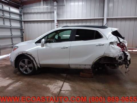 2014 Buick Encore for sale at East Coast Auto Source Inc. in Bedford VA