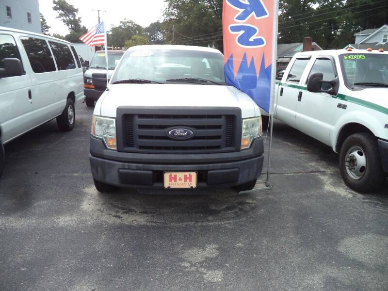 2010 Ford F-150 for sale at H and H Truck Center in Newport News VA