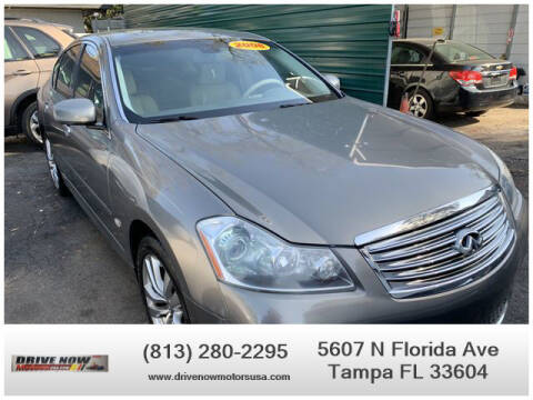 2008 Infiniti M35 for sale at Drive Now Motors USA in Tampa FL