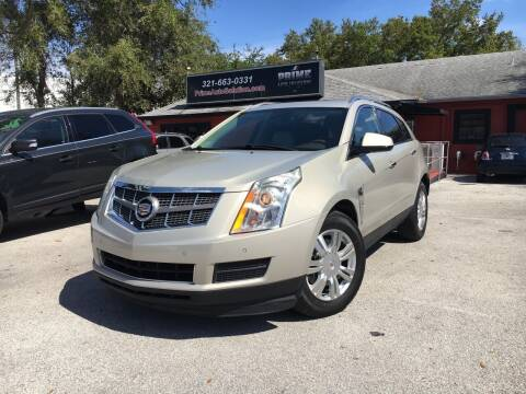 2010 Cadillac SRX for sale at Prime Auto Solutions in Orlando FL