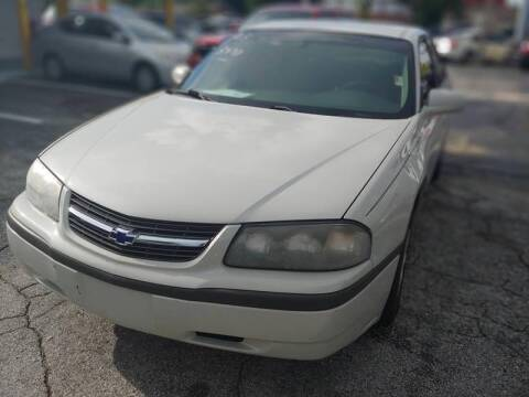 2003 Chevrolet Impala for sale at Autos by Tom in Largo FL