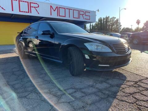 2011 Mercedes-Benz S-Class for sale at Boktor Motors in Las Vegas NV