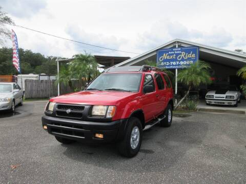 2000 Nissan Xterra for sale at NEXT RIDE AUTO SALES INC in Tampa FL