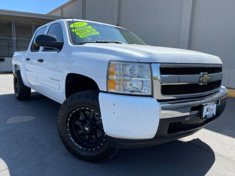 2011 Chevrolet Silverado 1500 for sale at Xtreme Truck Sales in Woodburn OR