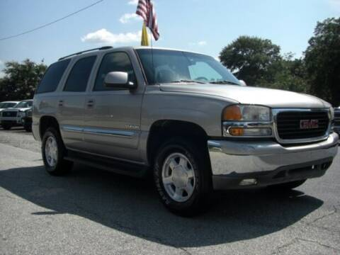 2004 GMC Yukon for sale at Manquen Automotive in Simpsonville SC
