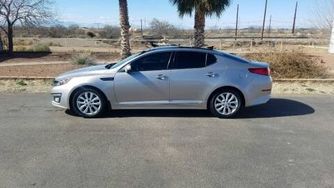 2015 Kia Optima for sale at Ryan Richardson Motor Company in Alamogordo NM