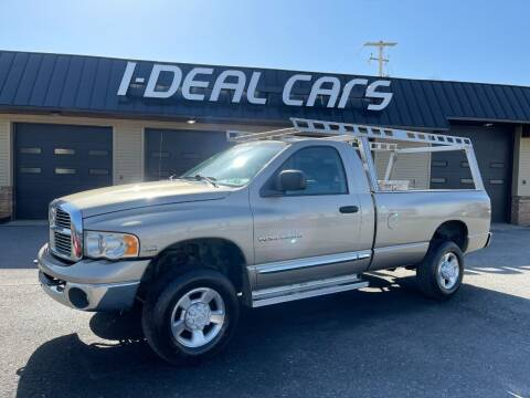 2004 Dodge Ram Pickup 2500 for sale at I-Deal Cars in Harrisburg PA