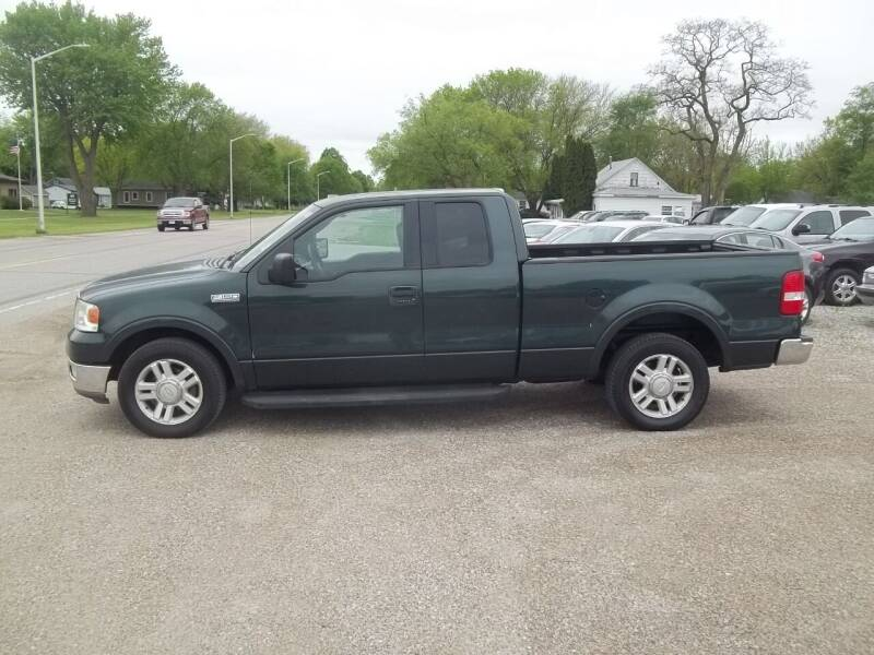 2004 Ford F-150 for sale at BRETT SPAULDING SALES in Onawa IA