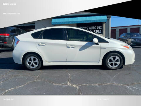 2013 Toyota Prius for sale at Buddy's Auto Inc in Pendleton, SC