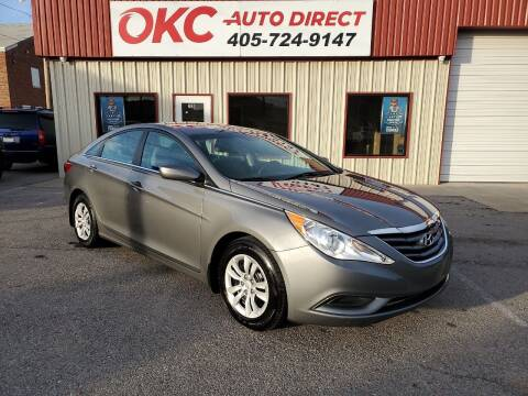 2013 Hyundai Sonata for sale at OKC Auto Direct in Oklahoma City OK