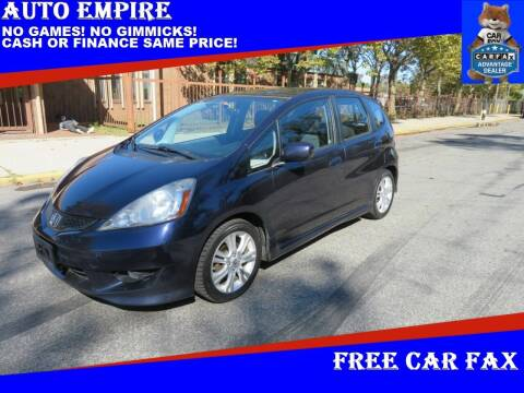 2009 Honda Fit for sale at Auto Empire in Brooklyn NY