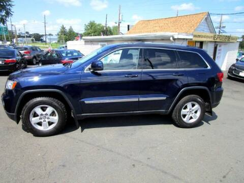 2013 Jeep Grand Cherokee for sale at American Auto Group Now in Maple Shade NJ