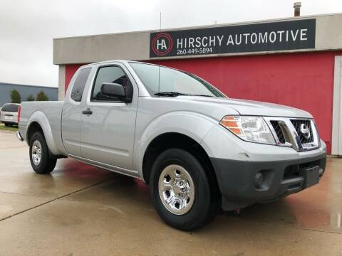2015 Nissan Frontier for sale at Hirschy Automotive in Fort Wayne IN