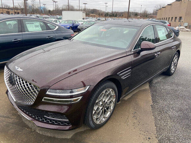 2021 Genesis G80 for sale in Mentor, OH