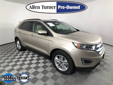 2017 Ford Edge for sale at Allen Turner Hyundai in Pensacola FL