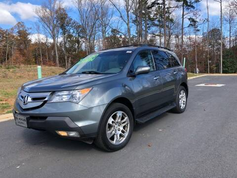 2008 Acura MDX for sale at El Camino Auto Sales in Sugar Hill GA