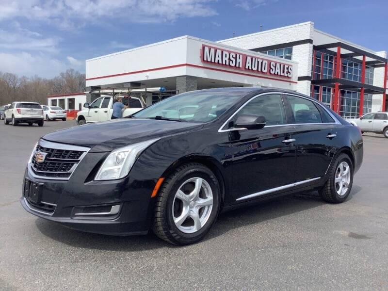 2017 Cadillac XTS Pro for sale in Ortonville, MI