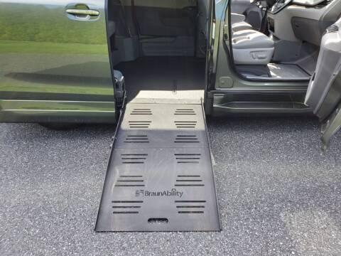 2020 Toyota Sienna for sale at Kingdom Autohaus LLC in Landisville PA